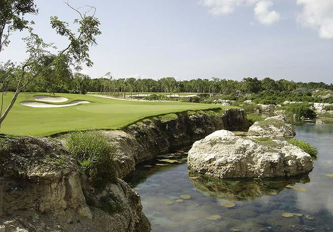 El Camaleón at the Mayakoba Resort