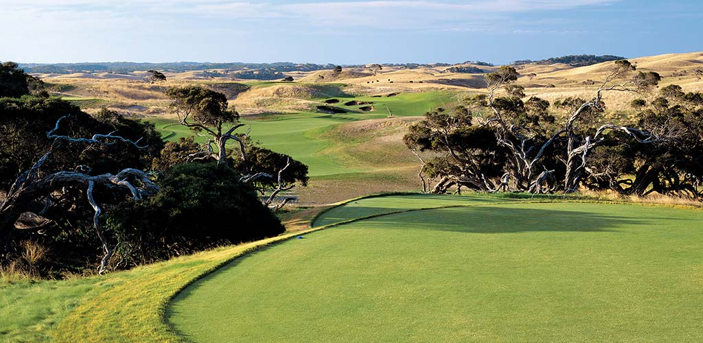The National Moonah Course, Melbourne, Australia