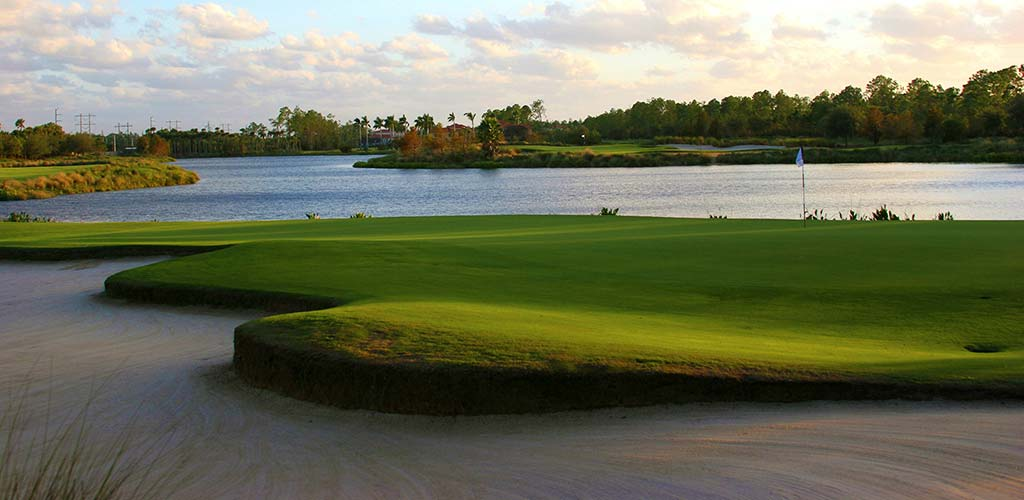 Tiburón Golf Club (Gold), Naples, Florida
