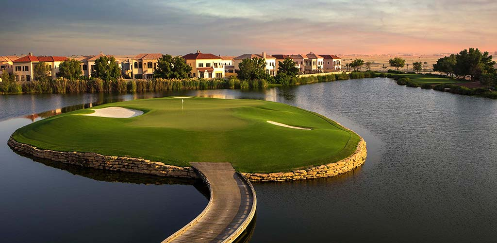 Eco Signature at Jumeirah Golf Estates (Earth), Dubai, U.A.E.