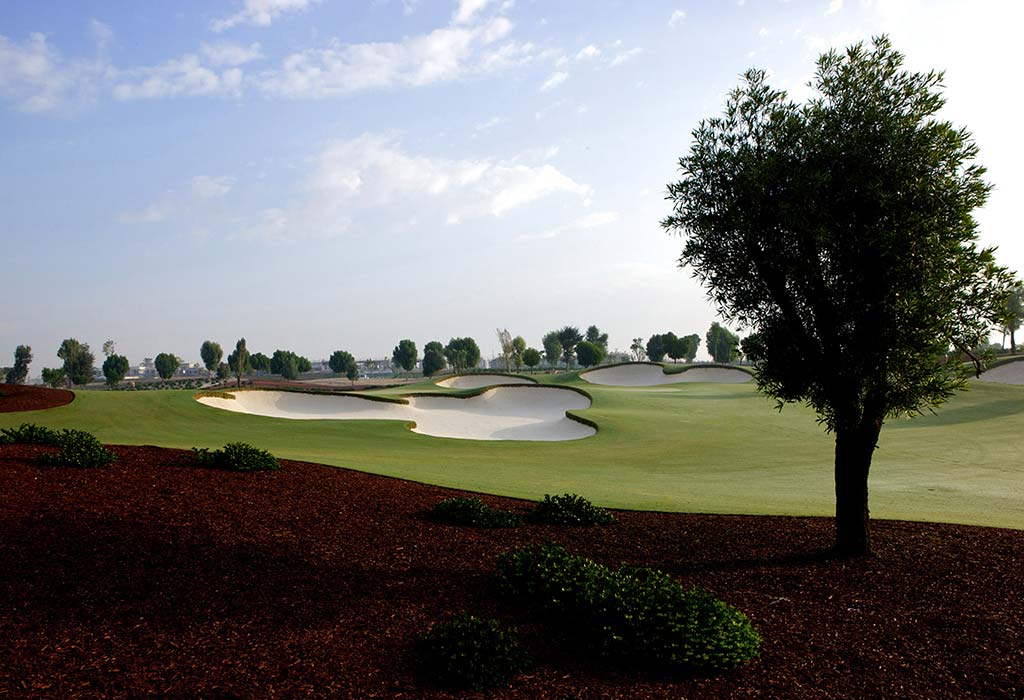 Eco-Signature at Jumeirah Golf Estates (Earth)