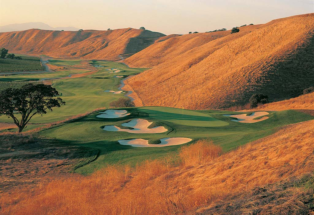 The Course at Wente Vineyards, Livermore, California